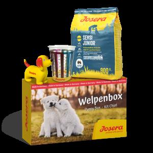 Welpenbox SensiJunior 900g