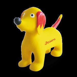 Seppl, Quietsche-Hund gelb