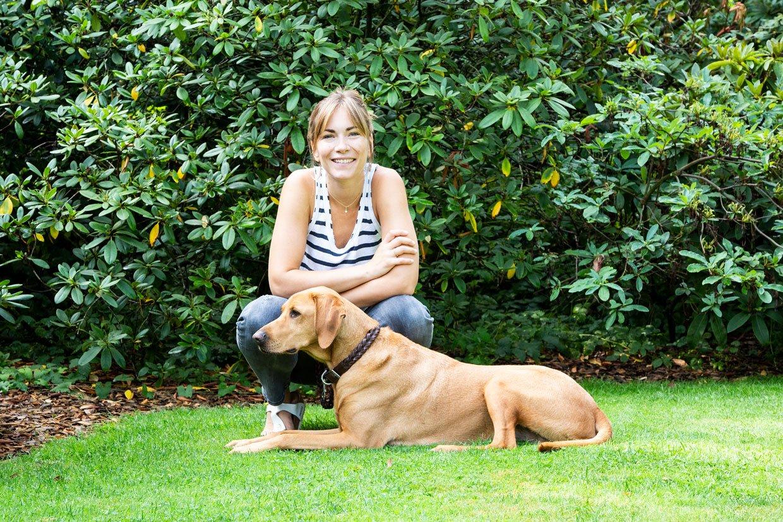 Familienhund mit Shari Dietz