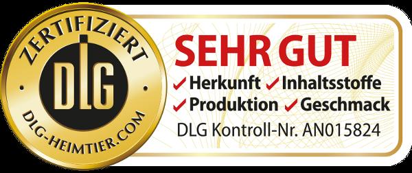DLG Zertifikat